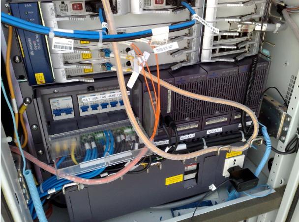 maintenance of Electronic cabinets