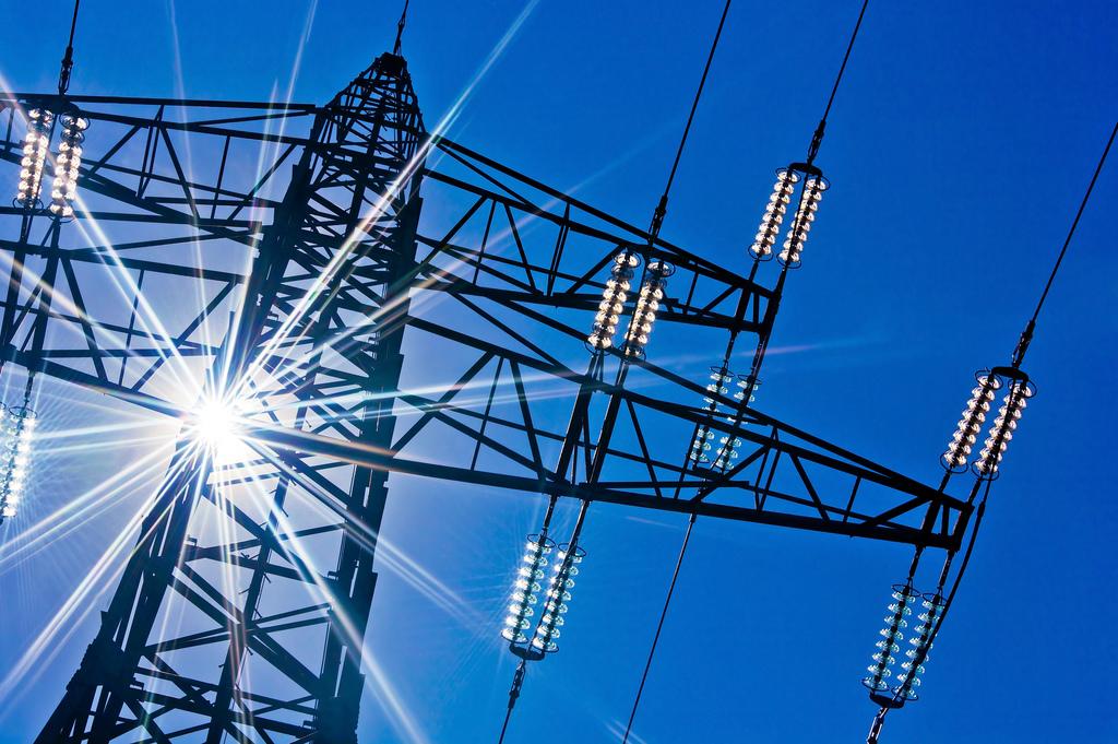 شبكات توزيع الأرضية والهوائية ذات الجهد 36 كيلو فولت